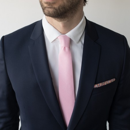 Rose Classic Tie Tie Petal Chambray Classic Chambray 7fygb6Yv