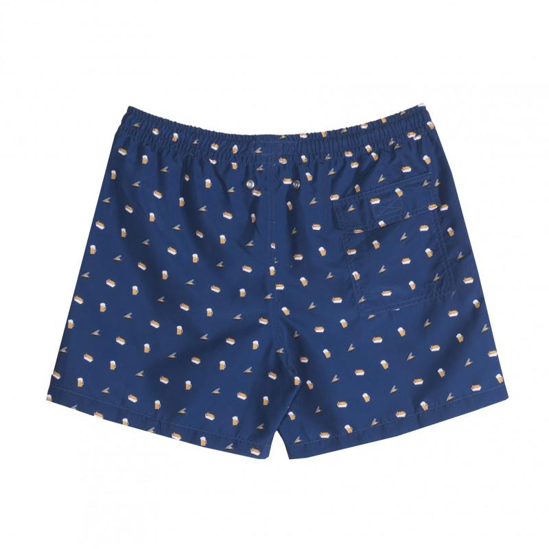 ed5a53b16023f Swim shorts – 'The Nordist' – Vendredi x Le Colonel Moutarde