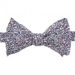 Purple Pepper Liberty Bow Tie