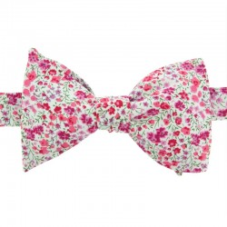 Pink Phoebe Liberty Bow Tie