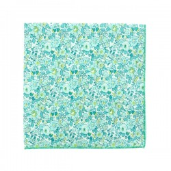 Lagoon Betsy Ann Liberty pocket square