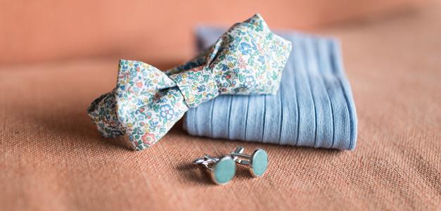 cravateSlim Noeud Papillon Bleu turquoise Homme Noeud Papillon Mariage Soir/ée